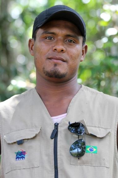 Le cacique de l'extension Pará : Ubiratan