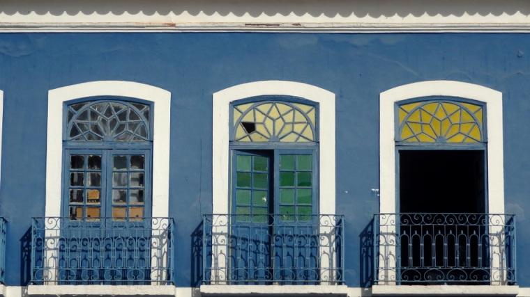 Uma bela construção colonial