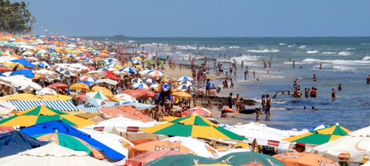 Plage proche de Recife