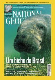 En 2010, le National Geographic a fait la couverture de son numéro de novembre sur le Peixe-Boi.