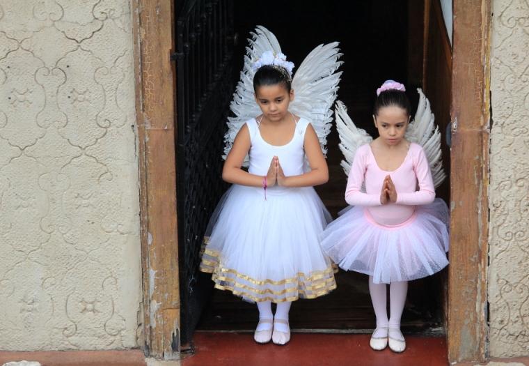 Semaine santa em Ouro Preto