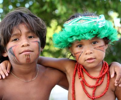 Indiens Pataxos