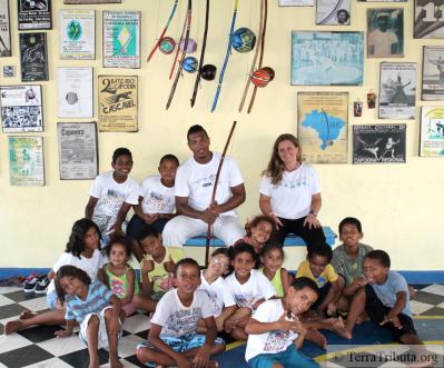 Centre de Capoeira São Salomão